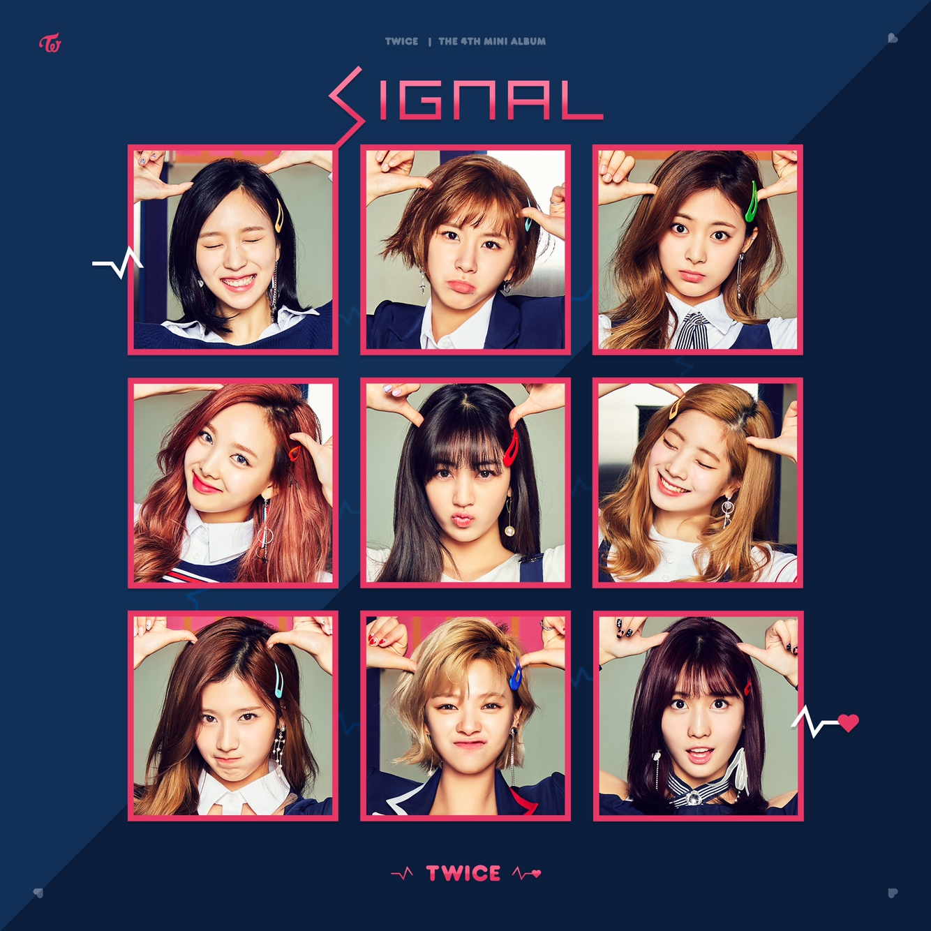 Official Teaser Photo Twice Signal The 4th Mini Album
